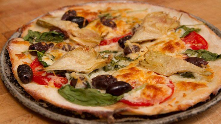 Pâte à pizza à 2 ingrédients