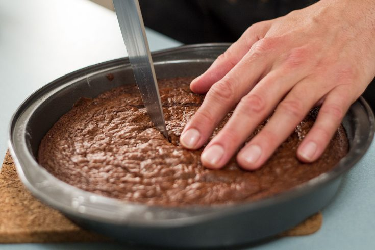 Brownies à 3 ingrédients