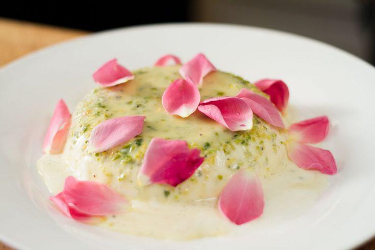 "Semifreddo maison saveur ""Kulfi"" (crème glacée indienne)"